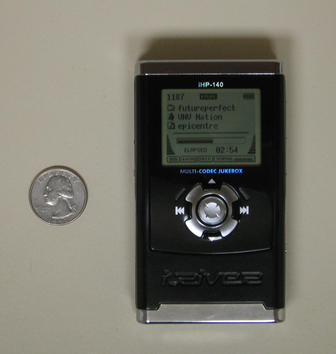 first mp3 player - photo #10